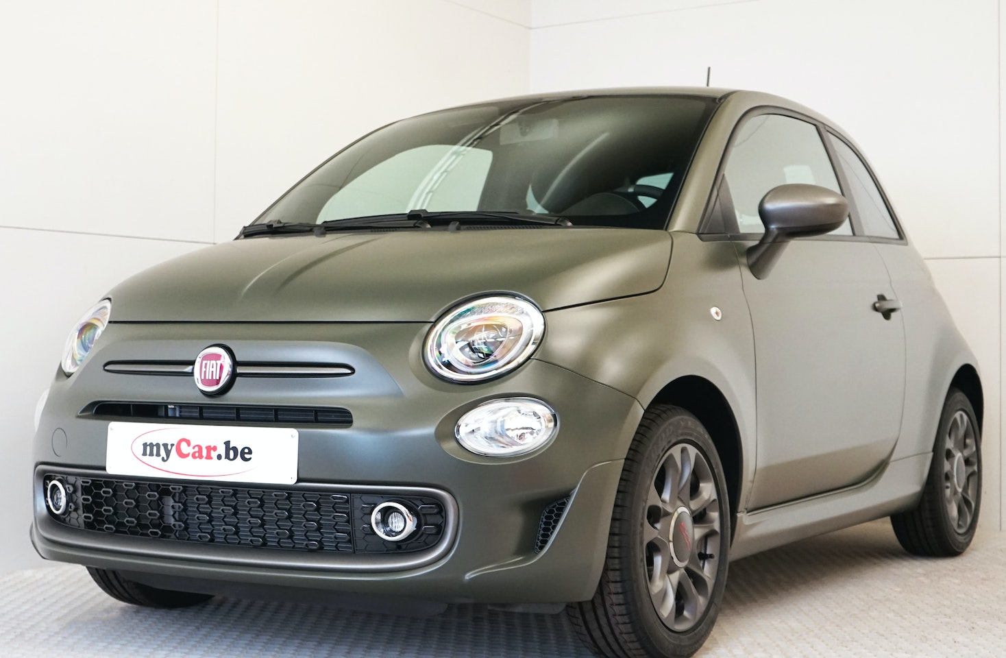 Fiat 500 Sport >> Fiat 500 Sport Dualogic Mycar Be Is The Specialist In Almost