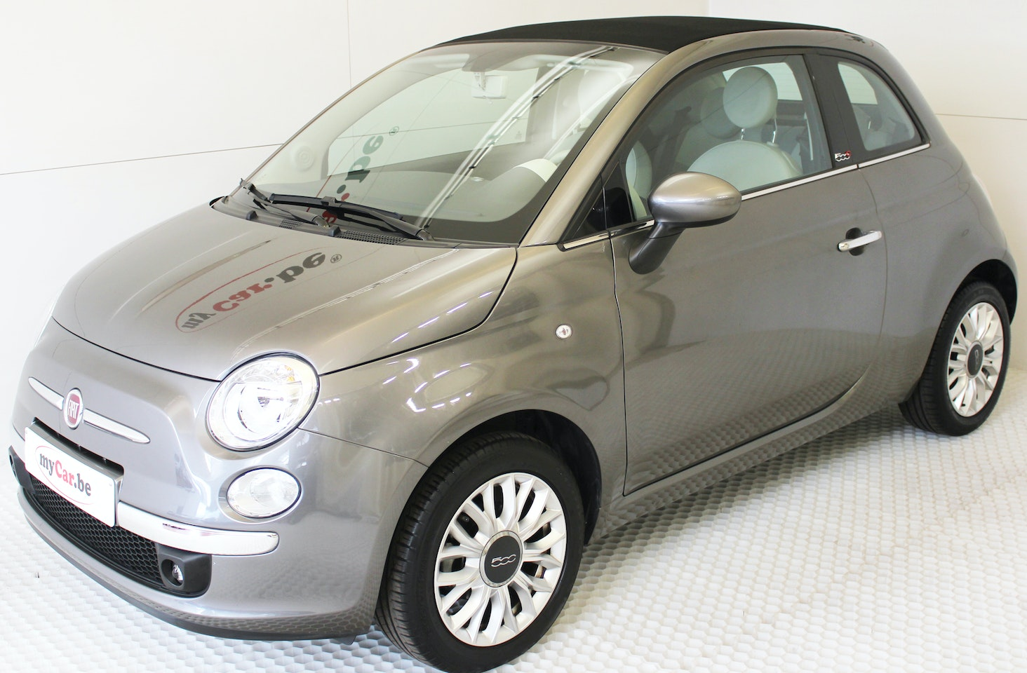 Fiat 500c lounge • mycar.be is dé specialist in nieuwe en bijna ...