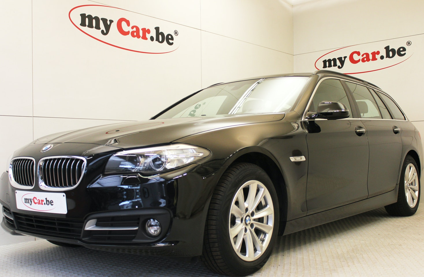 Bmw 5 520da Touring Mycarbe Is The Specialist In Almost New