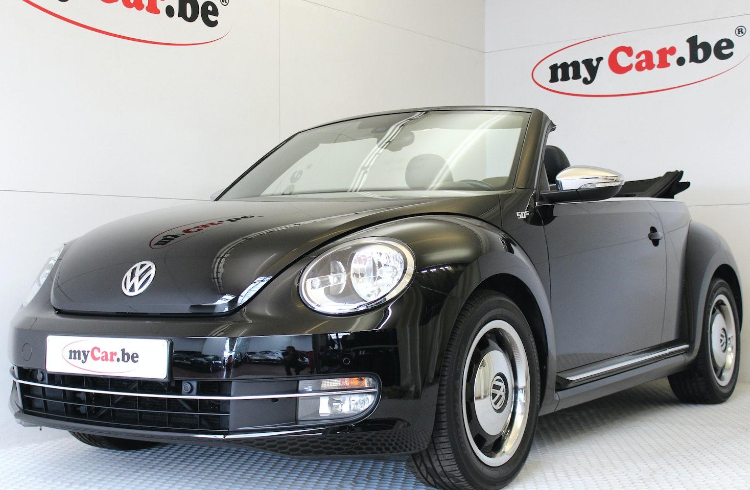 volkswagen new beetle cabriolet 50s edition le sp cialiste dans presque. Black Bedroom Furniture Sets. Home Design Ideas