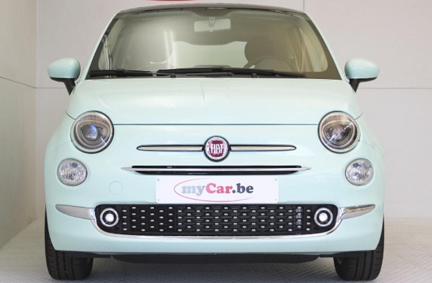 Fiat 500 lounge • mycar.be is dé specialist in (bijna ) nieuwe wagens!