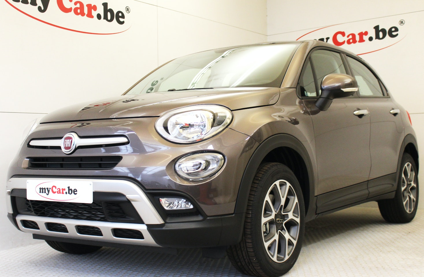 Fiat 500x Cross Mycar Be Is The Specialist In Almost New Cars