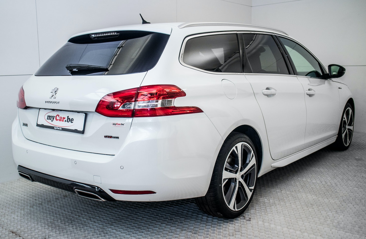 Peugeot 308 SW - GT Line - Pano • myCar be is the specialist
