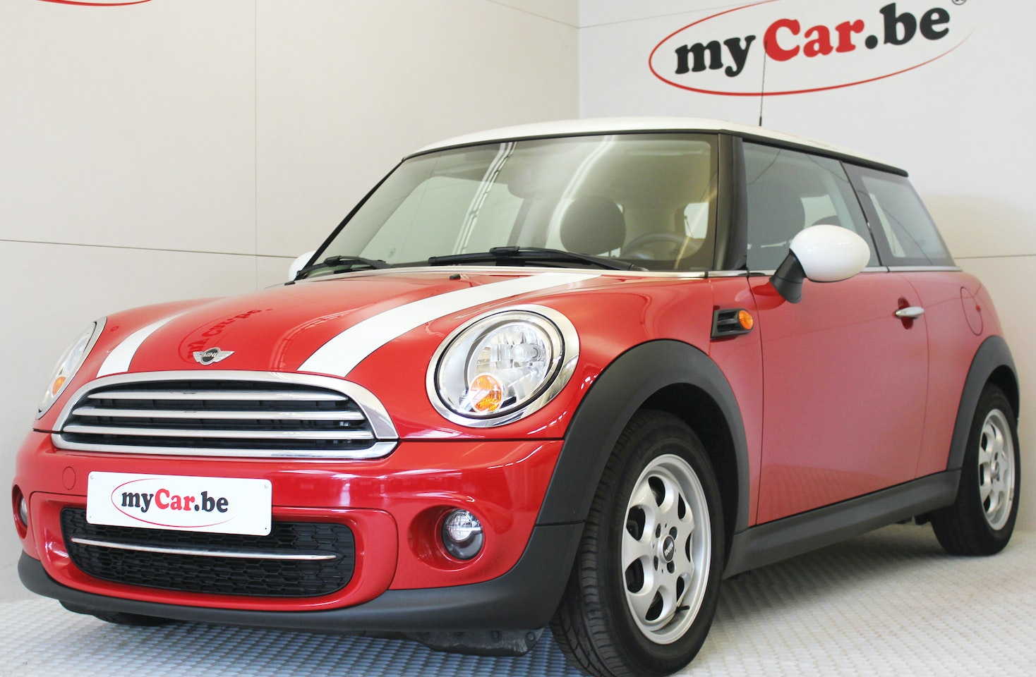 Mini Cooper D Hatchback Mycarbe Is The Specialist In Almost